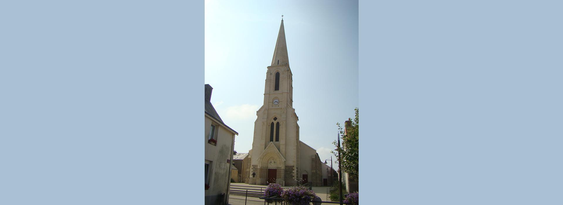 Paroisse Machecoul Eglise Bourgneuf en Retz