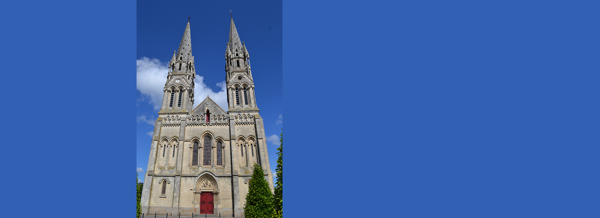 Paroisse Machecoul église Machecoul 44