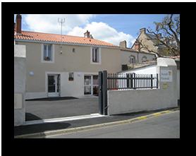 Accueil paroissial à Machecoul Saint Même 44270 - Paroisse Ste Croix en Retz