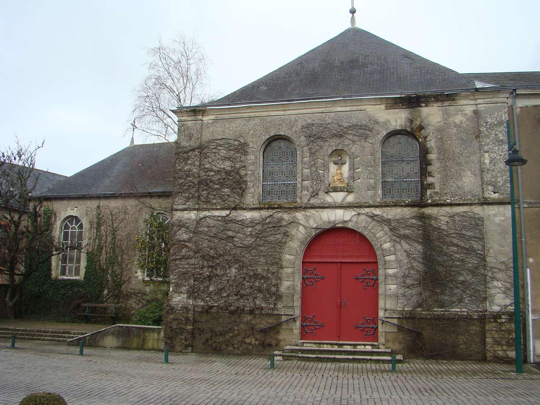 Chapelle du Calvaire Machecoul St Meme