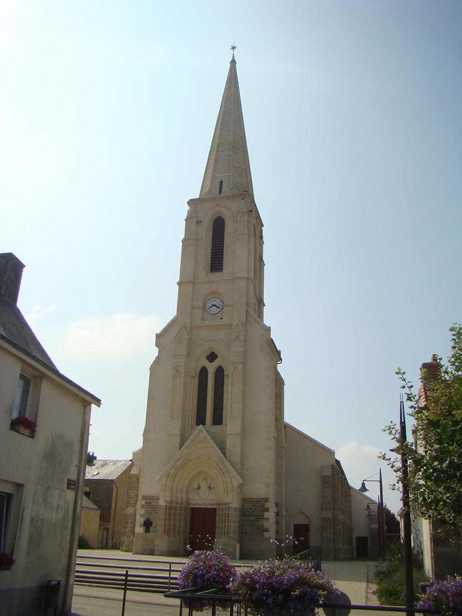 Eglise Bourgneuf en Retz 44580