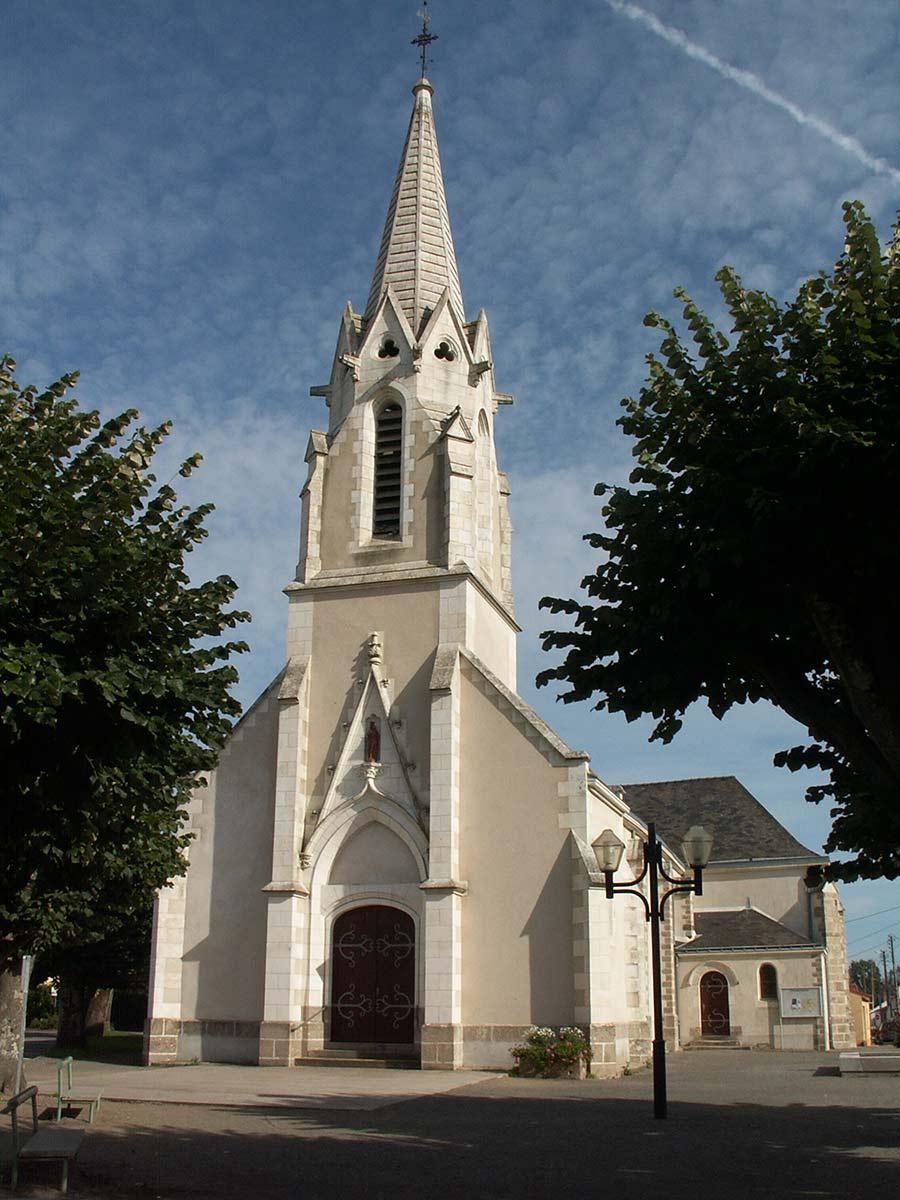 Eglise Fresnay-en-Retz 44580
