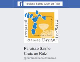 Facebook Paroisse 44 Sainte Croix en Retz FB