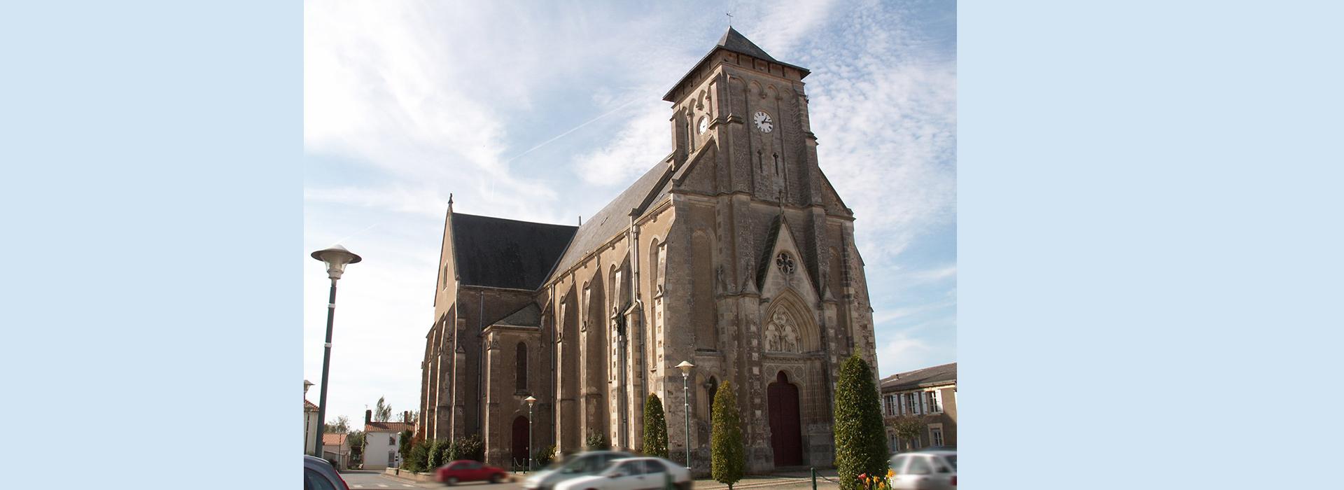 Paroisse Machecoul Eglise Paulx 44