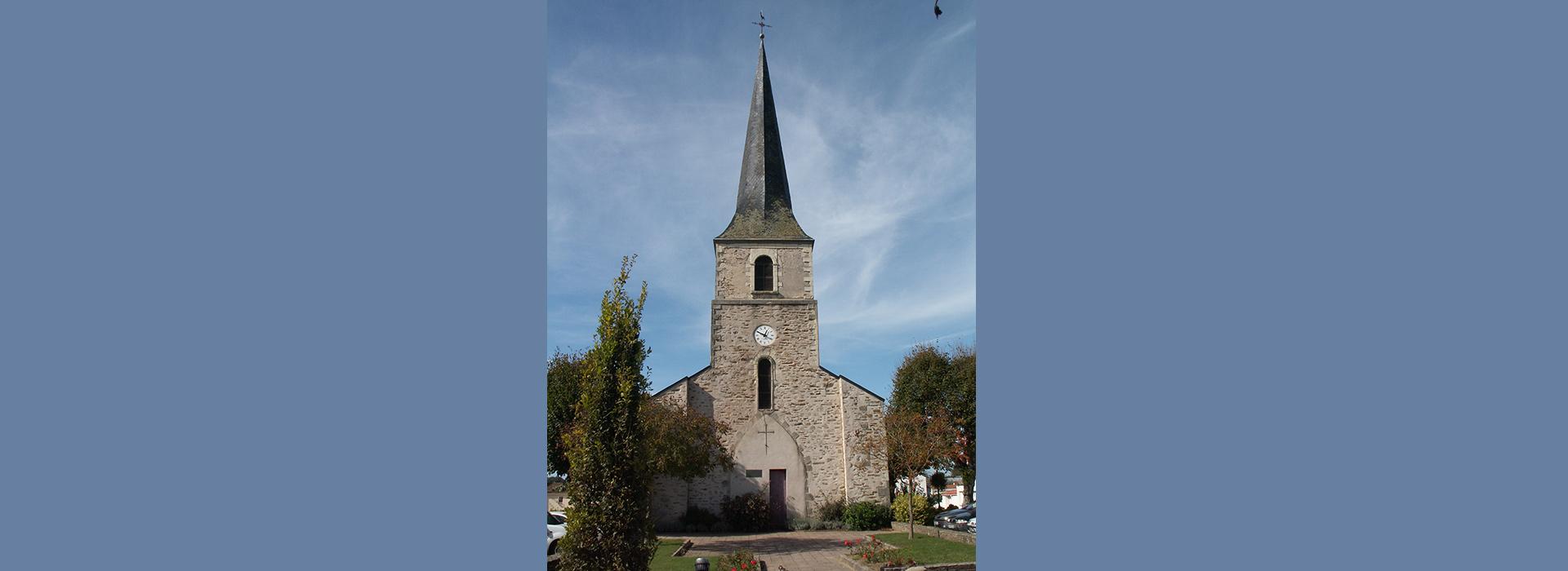 Eglise Saint Etienne de Mer Morte 44 - Paroisse de Machecoul