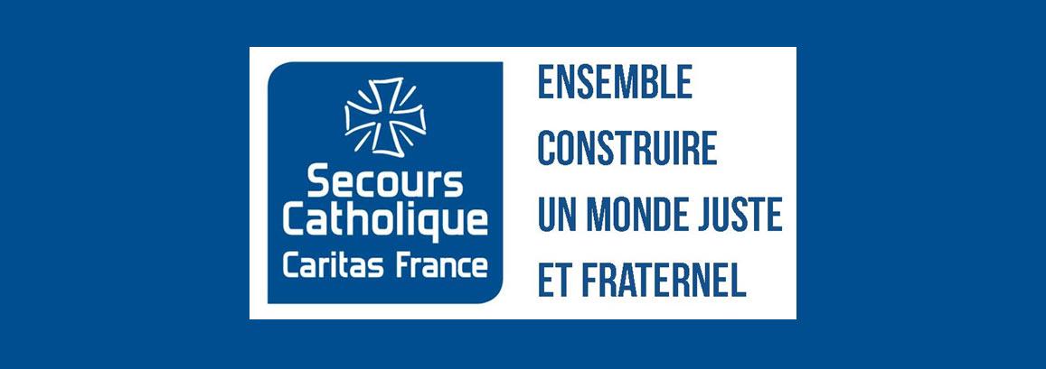 Machecoul Saint Même Secours Catholique - collecte nationale 18 novembre 2018