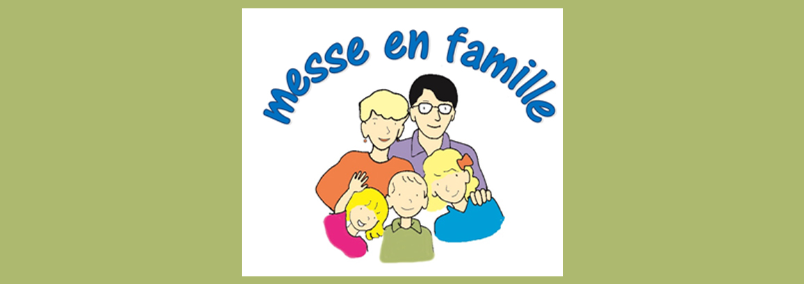 Paroisse Ste Croix - Messe en famille le dimanche 18 novembre 2018
